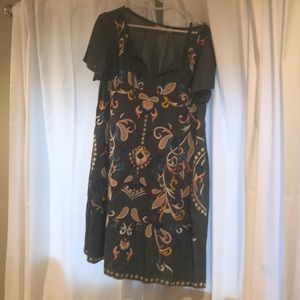 Anthropologie Holding Horses Dress